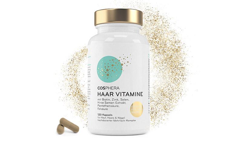 Haar vitamins