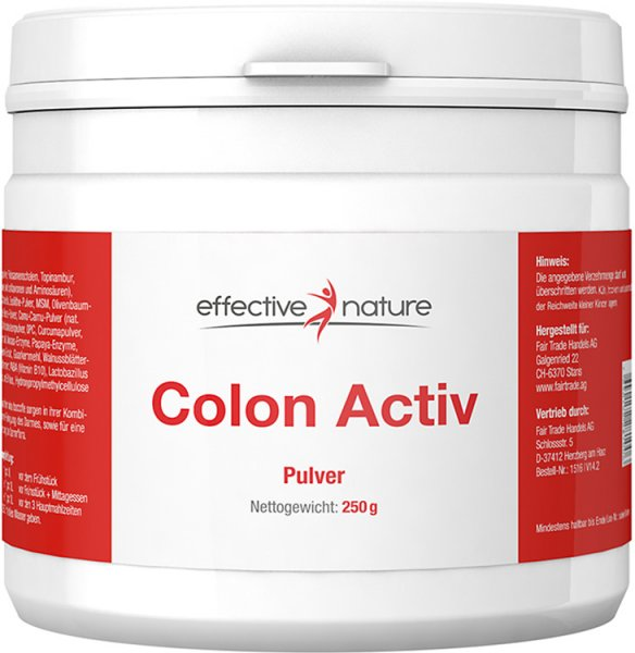Colon Activ Pulver - 250g