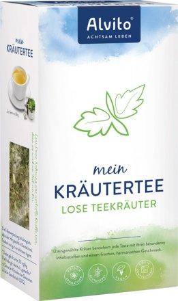 Kräutertee - Bio - lose - 100g