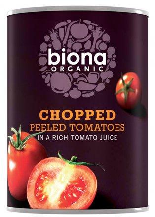 Gehackte Tomaten - 400g
