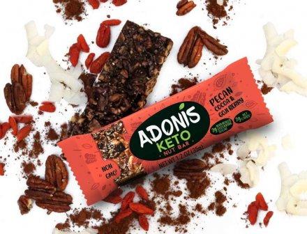 Adonis Low Sugar Riegel - 3er Box - 33.7g