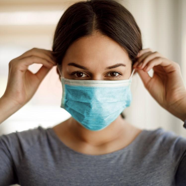 Atemschutzmaske für den Alltagsgebrauch