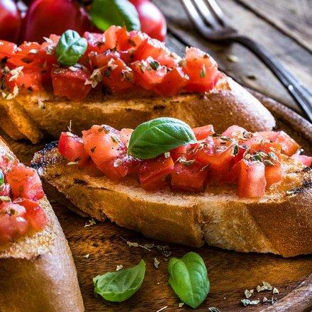 Tutto mio! - Ideal für Antipasti und Ofengemüse