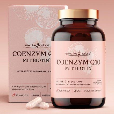Coenzym Q10 Kapseln - 90 Stk. - 37g