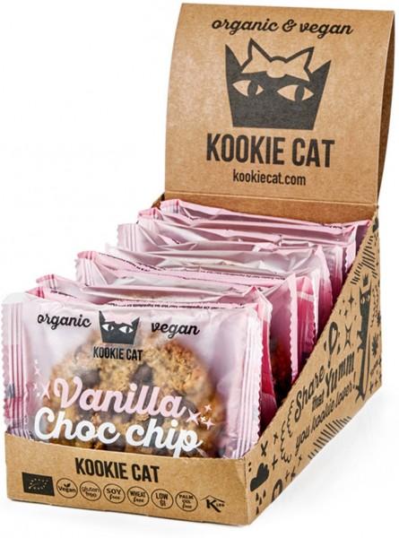 Cookie Schoko-Vanille - Bio - 12 x 50g