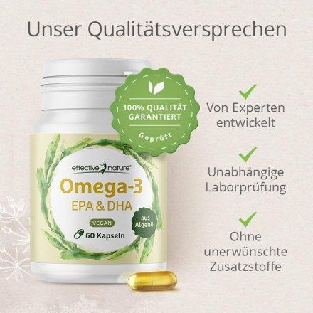 Omega-3 – EPA & DHA - 60 Stk. - 52g