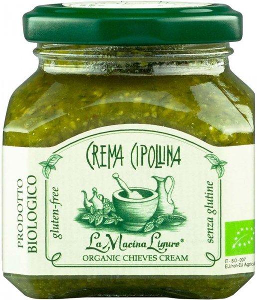 Schnittlauch Pesto - Crema Cipollina - Bio - 180g