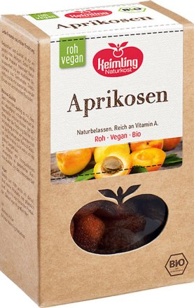 Aprikosen - getrocknet - Bio - 200g