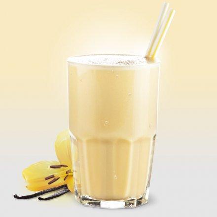 Slimsalabim - der schlanke Shake - 4 x 40g Vanille, 4 x 40g Kakao, 4 x 40g Cassis - 480g