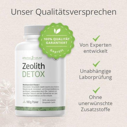 Classic Clean Detox mit Zeolith