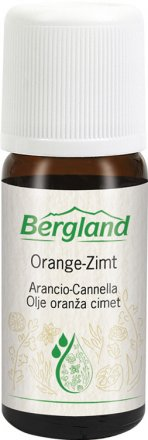 Duftmischung - Orange-Zimt - 10ml