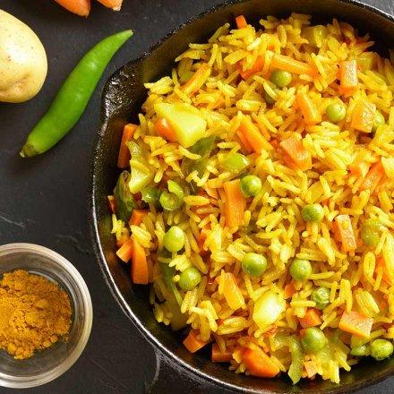Mildes Currypulver