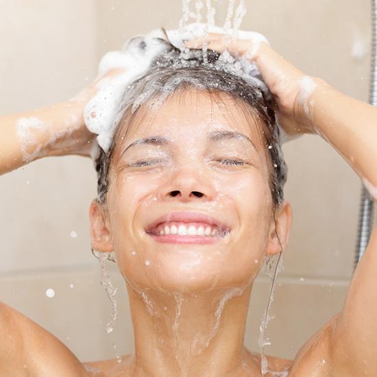 Haarshampoo Kraft & Glanz