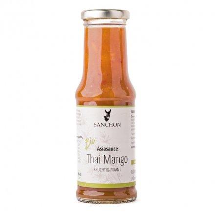 Thai Mango Sauce - Sanchon - Bio - 220ml