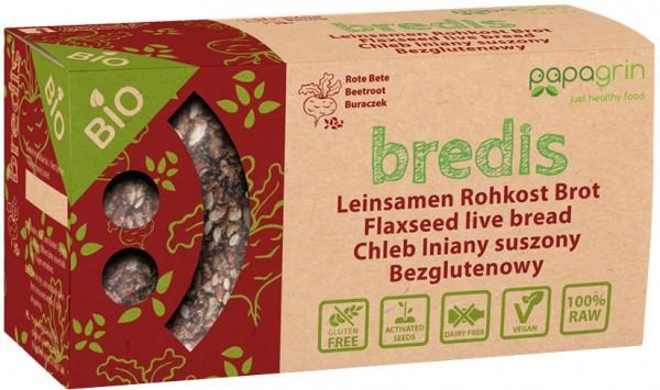 Bredis Rote Bete - Bio - 70g