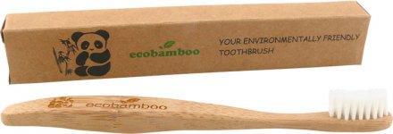 Zahnbürste Ecobamboo - Bio - Medium - 1 Stk.