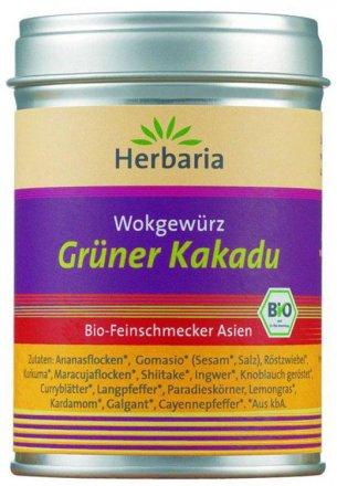 Grüner Kakadu - Feinschmecker Gewürz für asiatische Gerichte