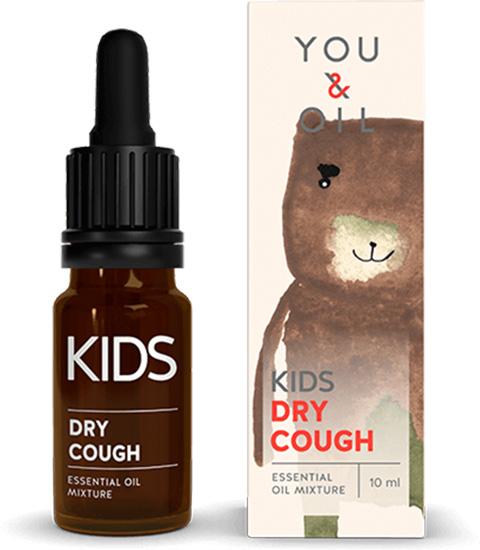 Kids-Öl trockener Husten
