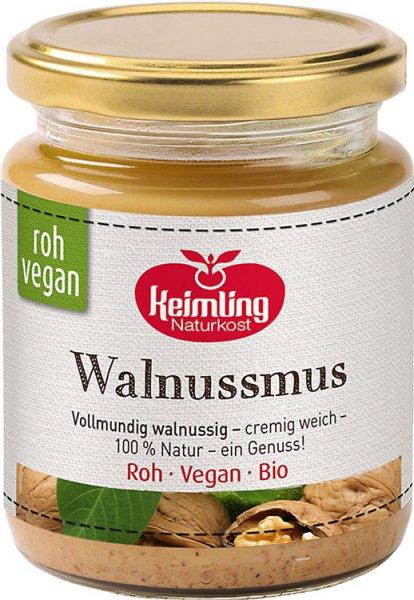 Walnussmus - Bio - 250g