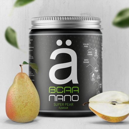 BCAA Nano - Super Pear - 420 g