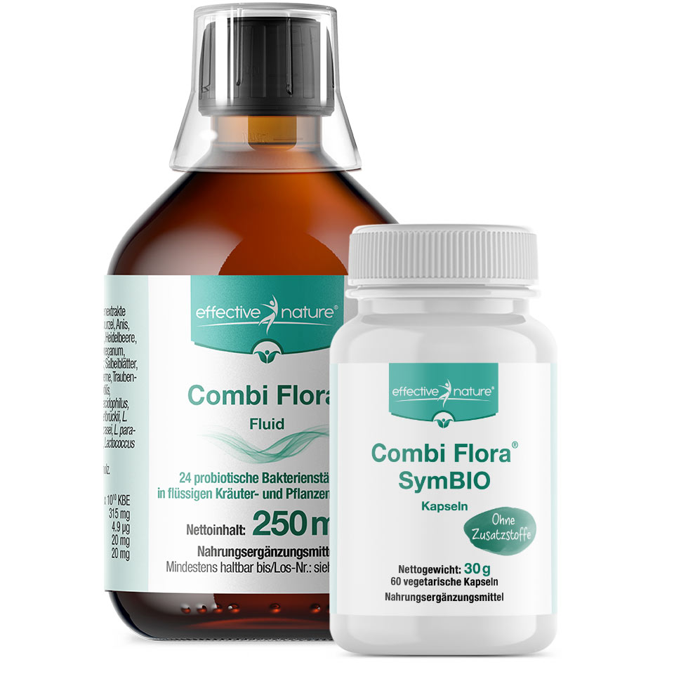 Probiotika - Combi Flora von effective nature
