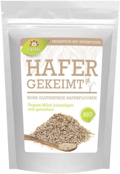 Basenüberschüssiges Frühstück - Gekeimter Hafer - Bio - 360g