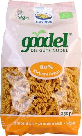 Goodel - Spirellis aus Kichererbsen - Bio - 250g
