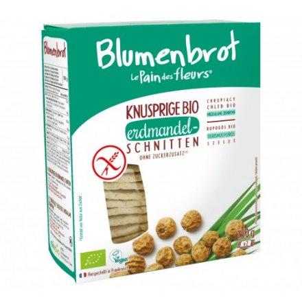 Glutenfreies Bio-Brot aus Reismehl - mit Erdmandeln