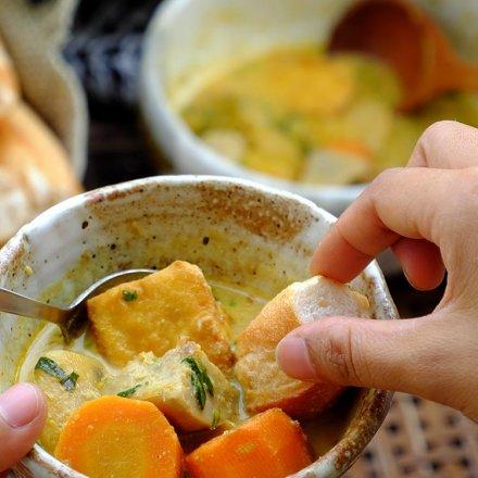 Curry-Sauce - Biovegan - Bio - 29g