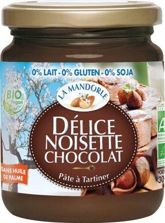 Nuss-Schokolade Aufstrich - Bio - 400g