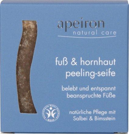Fuß & Hornhaut Peeling Seife - 100g