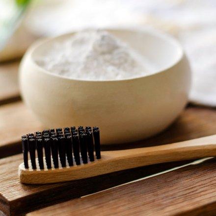 Zahnpulver Zimt - Alternative zu herkömmlicher Zahnpasta