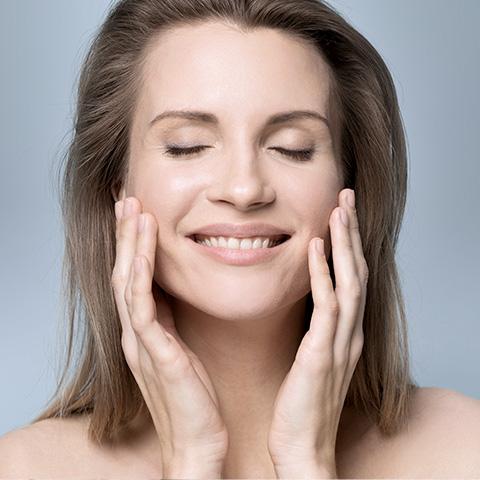 Zink unterstützt normale Haut und Haare