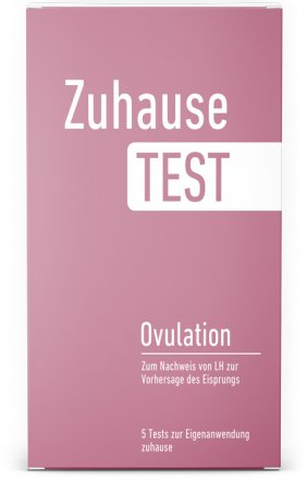 Ovulationstest 5er Testkassette