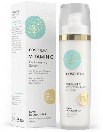 Vitamin C Performance Serum - 50ml