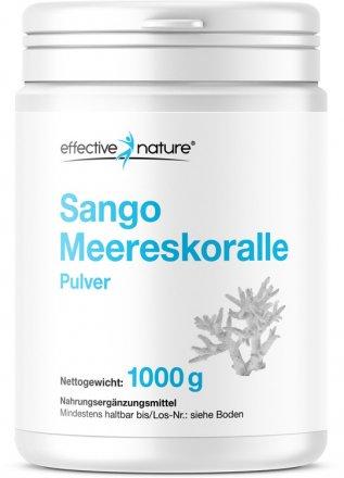 Sango Korallen Pulver - 1000g