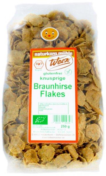 Braunhirse Flakes - Bio - 250g