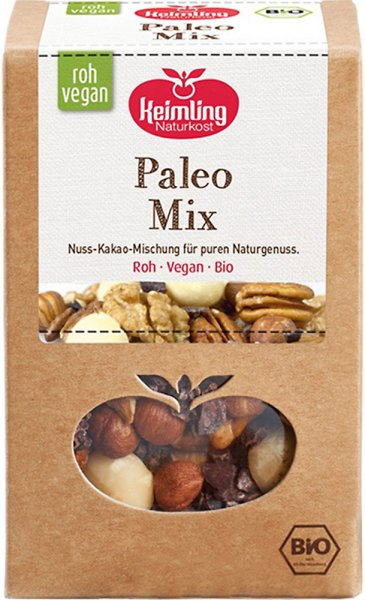 Paleo Mix - 200g - Bio