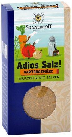 Adios Salz: Gartengemüse