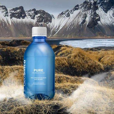 GeoSilica Pure - mit reinem Silizium