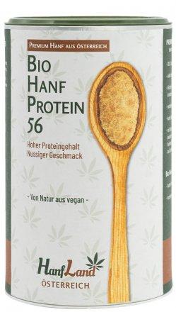 Hanfprotein 56% - Bio - 500g