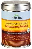 Gaumenschmaus - Bratkartoffelgewürz - Bio - 100g - Herbaria