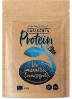 Basisches Protein aus Bio-Lupine