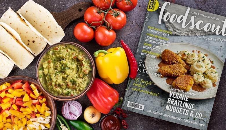 Foodscout - das neue Rezept-Magazin: Ausgabe 5