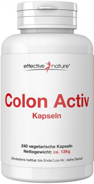 Colon Activ Kapseln - 240 Stk. - 139g