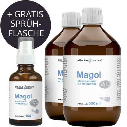 Magol Sparpaket - 2 x 500ml + gratis 100ml