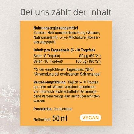 Selen-Tropfen - 50 ml