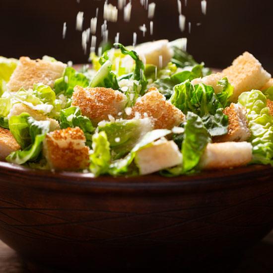 Salattopping