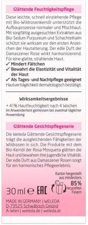 Wildrose Feuchtigkeitspflege - Weleda