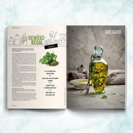 Foodscout - die neue Rezepte-Zeitschrift
